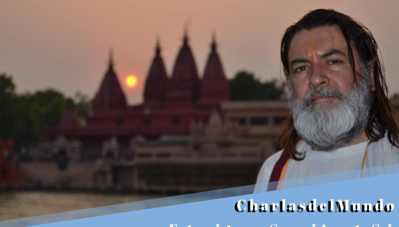 Entrevista a Swami Ananta Sri